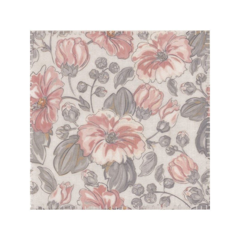 Decor Patch Camelia 15x15