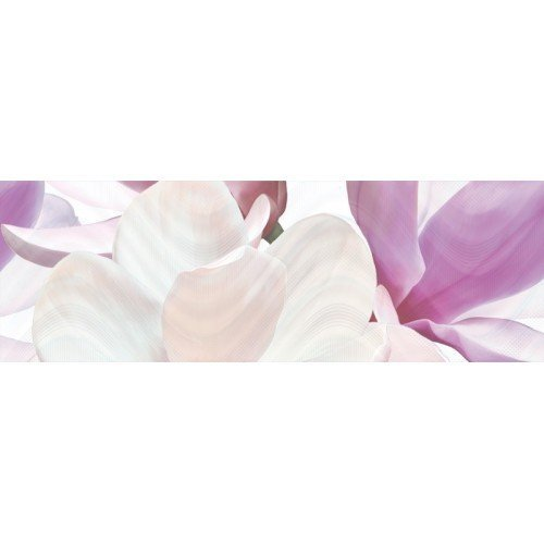 Decor flor Hebron lilas 25x75