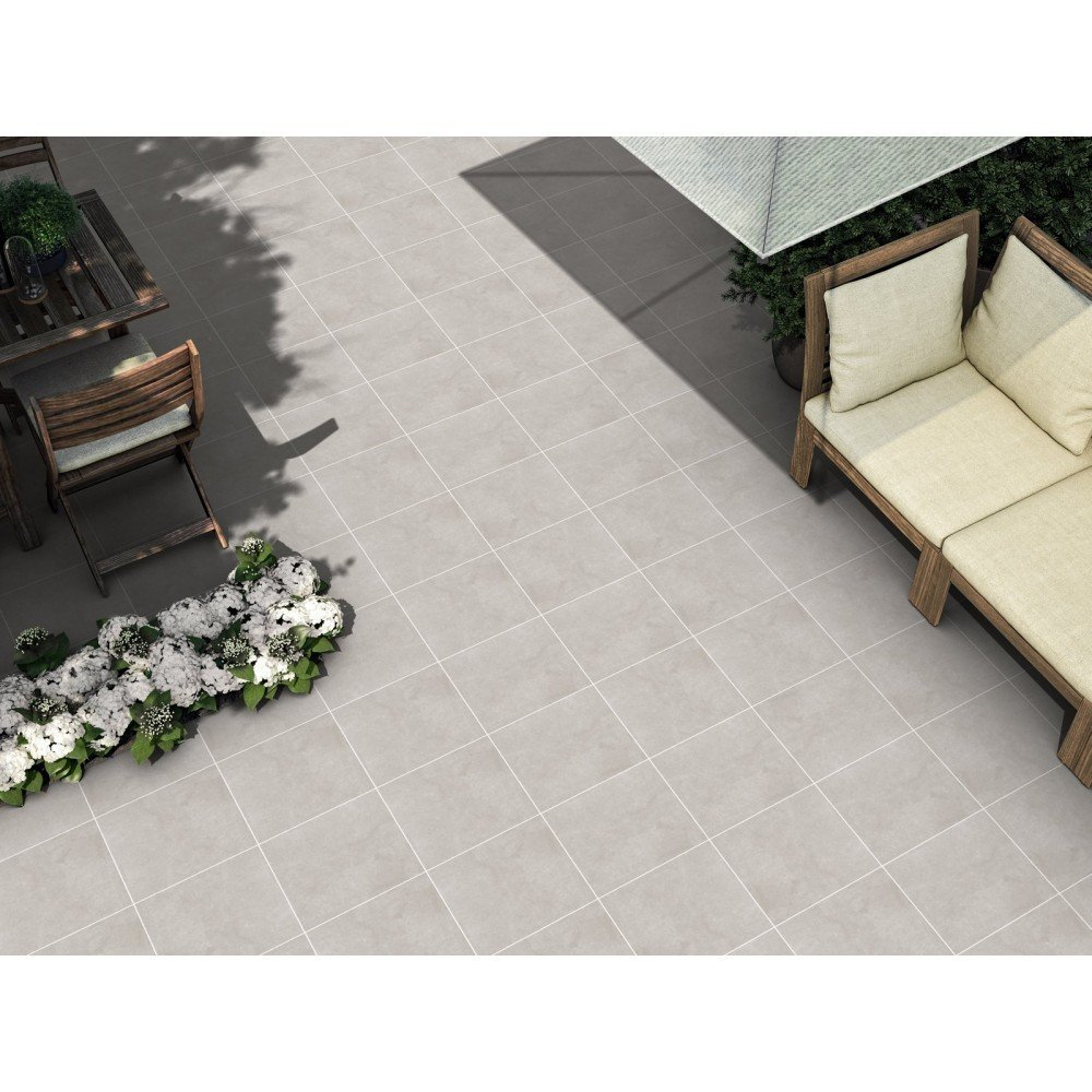 Serie Dom Grey Antiderapant 60x60 Carrelage Sol Grand Format Pas Cher