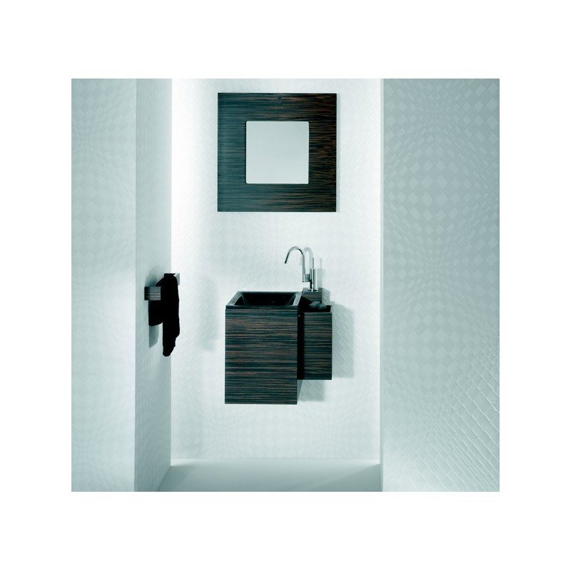 meuble salle de bain xs 12 meuble haut de gamme suspendu bois ebano. Black Bedroom Furniture Sets. Home Design Ideas